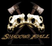 Shadows Fall Skull Sticker
