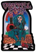 The Grateful Dead Jester Sticker