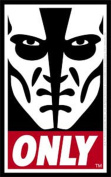 The Misfits Jerry Only Sticker