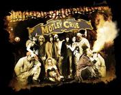 Motley Crue Carnival Sticker