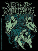 The Black Dahlia Murder Horse Bite Sticker