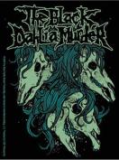 The Black Dahlia Murder Horse Bite Sticker
