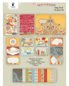 Fancy Pants Designs Wave Searcher Brag Book Kit