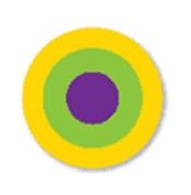 Ellison Design Thin Cuts - Frames, Nested Circles
