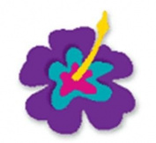 Ellison Design Thin Cuts - Flowers, Hibiscus