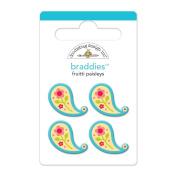 Doodlebug Design Tutti Fruitti Braddies