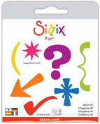 Sizzix Bigz BIGkick/Big Shot Die-Dingbats #1
