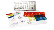 1 X Robot Stencil Drawing Kit- Robobox
