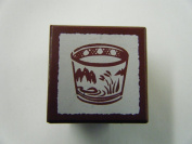 Rubber Stamp Bowl