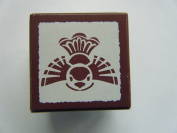 Rubber Stamp Sparrow