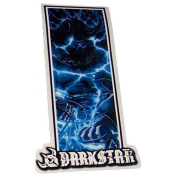 DARKSTAR SKATEBOARD STICKER Electrocution Skateboards Decal