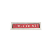 CHOCOLATE SKATEBOARD STICKER Tiled Skateboards Decal