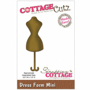 CottageCutz Mini Die, 2.5cm - 1.9cm x 2.5cm - 1.9cm