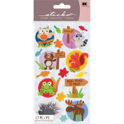 Sticko Classic Stickers-Trail Friends