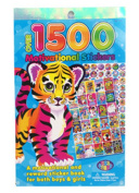 LISA FRANK STICKER ASST