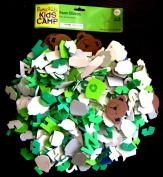 Busy Kids Camp Foam Sticker Eco & Alphabets