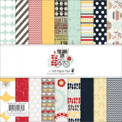 Fancy Pants Designs - The Good Life Collection - 6 x 6 Paper Pad