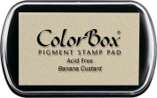 ColorBox Classic Pigment Ink Pad, Full Size, Banana Custard