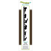 Die-Versions Sweet Petites Die-Jungle Parade Border, 15cm X.20640cm