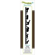 Die-Versions Sweet Petites Die-Jungle Parade Border, 15cm X.20640cm