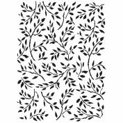 Joggles Stencil 23cm x 30cm -Branches