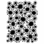 Joggles Stencil 23cm x 30cm -Star Flower Mask