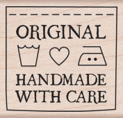 Hero Arts Woodblock Stamp, Handmade with Care