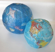 Paper Balloons- Globe & Constellations (Set of 2) KF-18