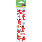Sesame Street Elmo Slims Dimensional Stickers