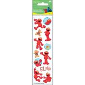 Sesame Street Elmo Slims Dimensional Stickers