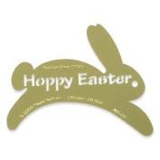 Heritage Handcrafts Stencil - Hoppy Easter