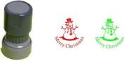 Funstamper Holiday Stamp - red or green
