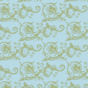 Robin'S Nest The Glitter Awning Spa Cardstock