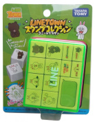 LINE CHARACTER LINE TOWN Stamp Collection Cony & Brown