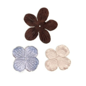7gypsies 15125 Velvet Flower Chocolate Blueberry