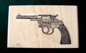Colt revolver rubber stamp WM