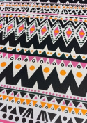 Navajo Pink Rolled Gift Wrap