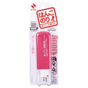 Nichiban Tepe Stamp Glue-Pink
