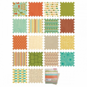 Smore Love Mini Deck Paper Pad 20cm x 20cm -