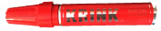 Krink Graffiti Art K-71 Ink Marker 22ml - Bleed Thru Red