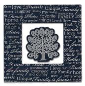 Momenta Small 2-Piece Metal Frame, Family Tree