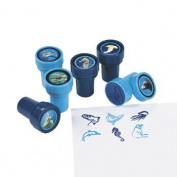 Ocean Life Stampers pack of 24
