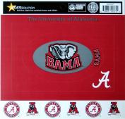 Sports Solution Alabama Crimson Tide Cardstock Frame