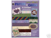 22 Papers for Cards & Envelopes Scrapbooking NEW OOP