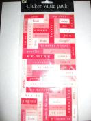 Sticker Value Pack