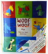 Woof Woof Dog Scrapbook Kit by Paper Boutique