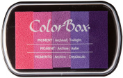 ColorBox Classic Pigment Multi-Colour Inkpads, Twilight