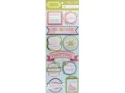 Hope Chest 3D Stickers 11cm x 30cm -Titles