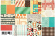 BasicGrey Hello Collection Vellum Tape Stickers
