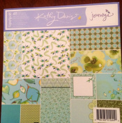 GCD Studios Kathy Davis 8 X 8 Paper Pad Journeys